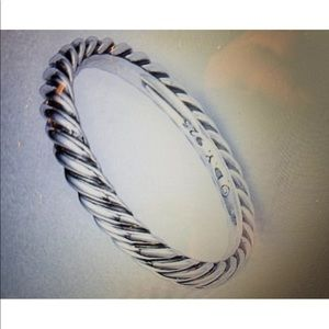 David Yurman Cable Band - Excellent Condition!!
